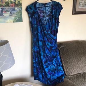 Chaps women's sz XL dress euc